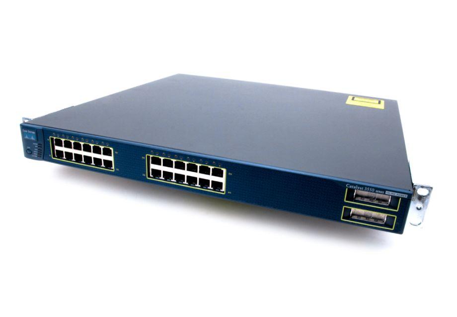 Коммутатор Cisco Catalyst WS-C3550-24-SMI /EMI