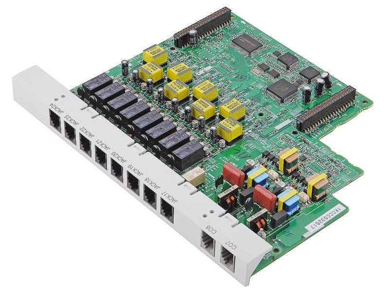 Плата расширения Panasonic KX-TE82480X (KX-TE82480)