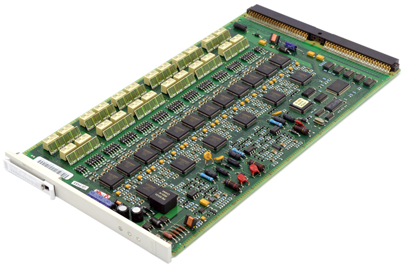Плата аналоговых абонентов Avaya TN793CP