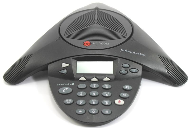 Аудиоконференция Polycom SoundStation2 2200-16000-122