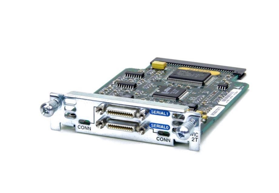 Модуль Cisco WIC-2T