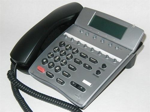 Системный телефон NEC DTR-8D-1 (BK) TEL